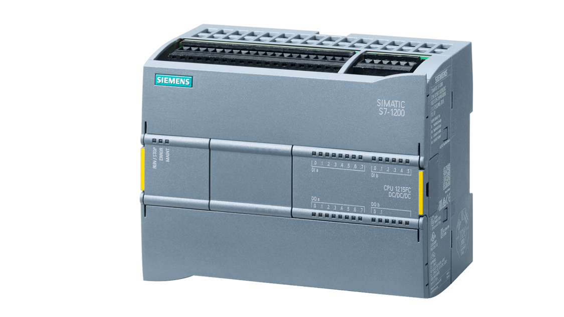 S7-1200 - CPU 1215FC DC/DC/DC