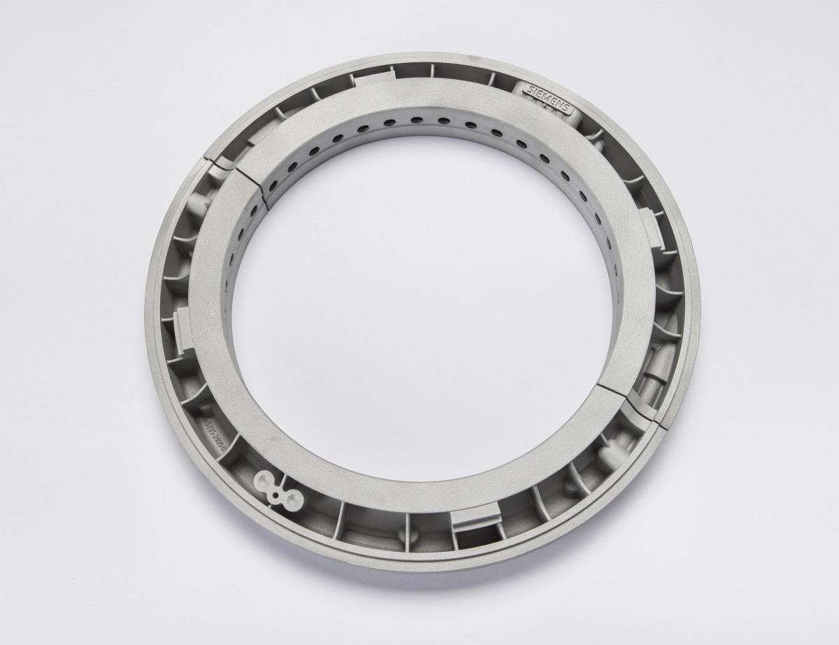 3D-printed oil sealing rings installed on SST-300 steam turbine operating in India