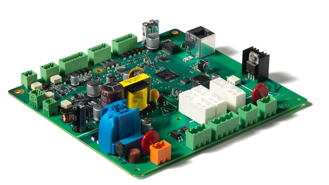 Climatix S300 – конфигурируемый контроллер