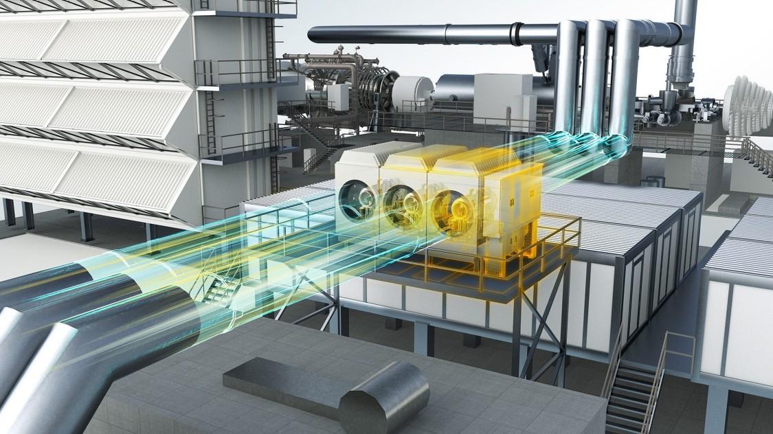 Мощные генераторные распределительные устройства для электроснабжения