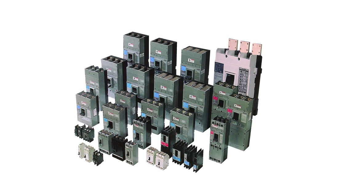 Sentron Molded Case Circuit Breakers Family Picture