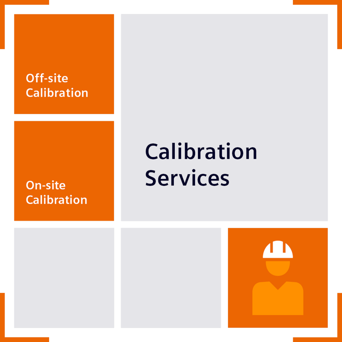 Product Logo for Calibration Services from Siemens