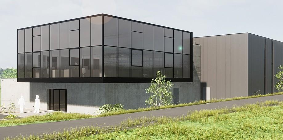 usine ASF 4.0 en Ardèche