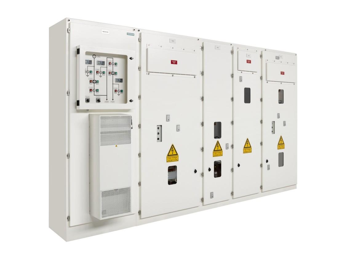 Генераторное распределительное устройство (HIGS) для мощности до 55 МВт