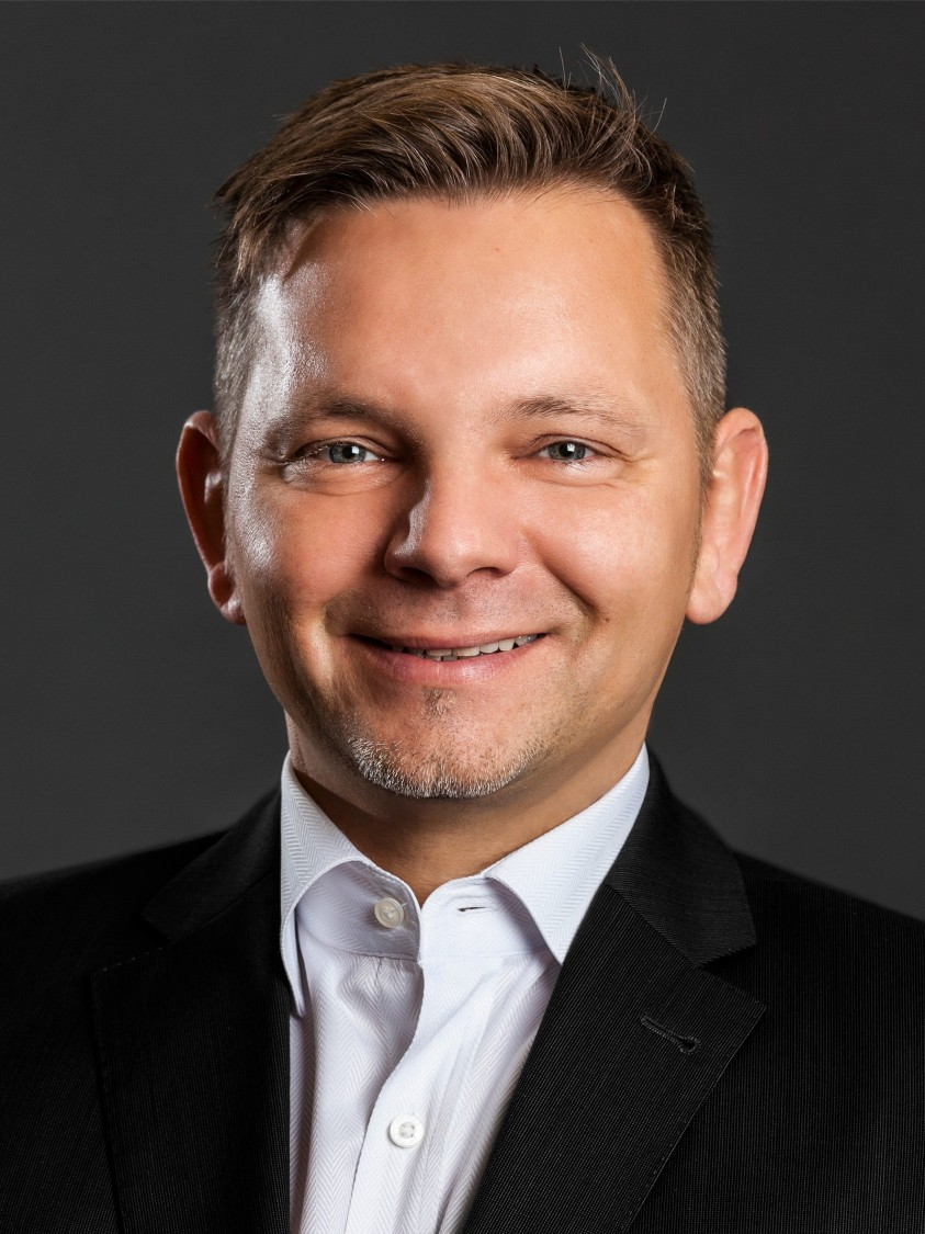Michael Hauser, Head of Business Unit Industry at REXEL Austria