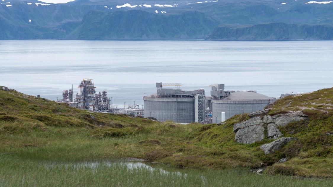 Equinor's Hammerfest