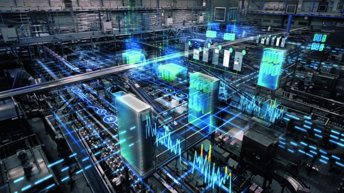 SIMATIC energy transparency in production – simple and integrated