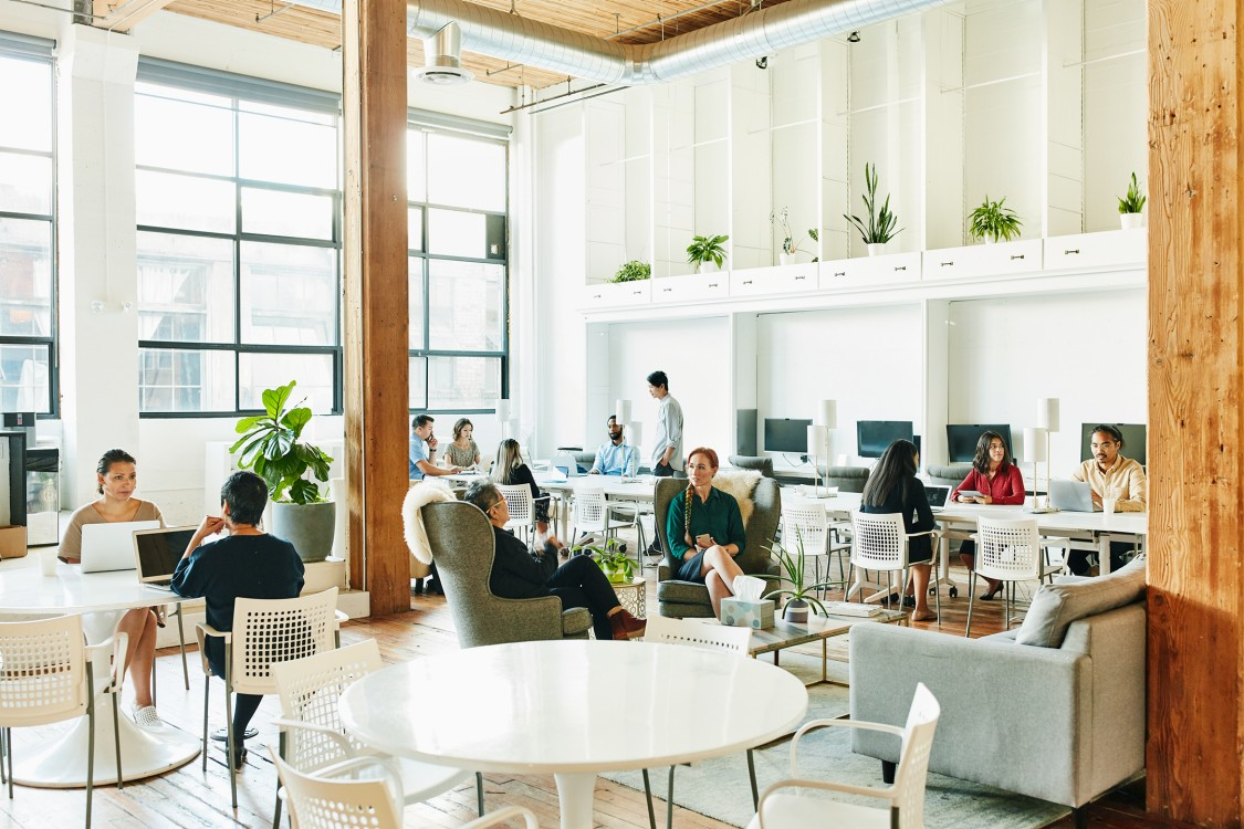 Webinar: The hybrid workplace is here to stay.