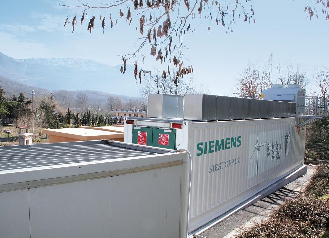 Siestorage: kontajner plný technológie