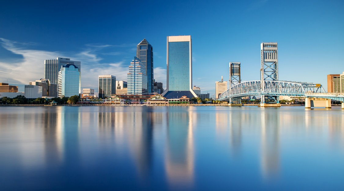 Jacksonville - Siemens in the USA