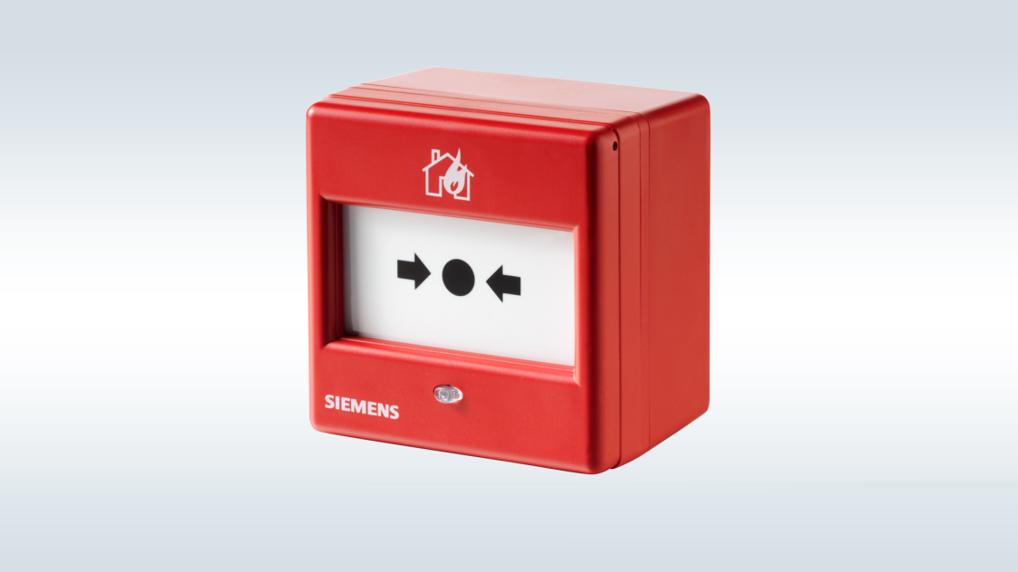 Siemens Manual call point