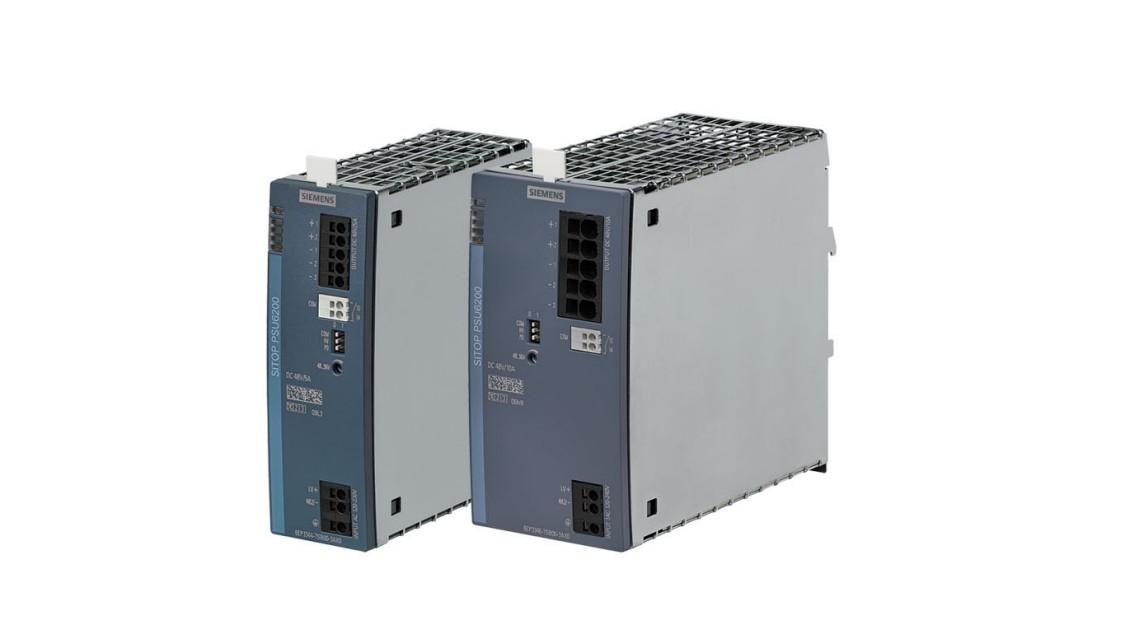 SITOP PSU6200, 1-phasig, 48 V DC