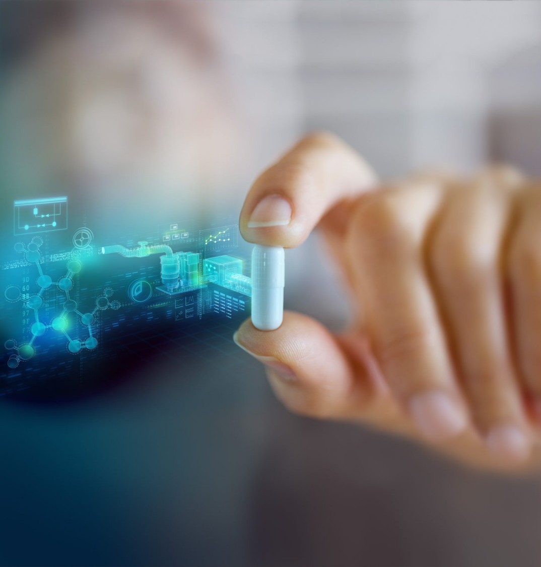 Digital solutions for the pharmaceutical value chain