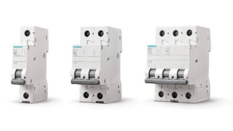 Minidisjuntores Siemens