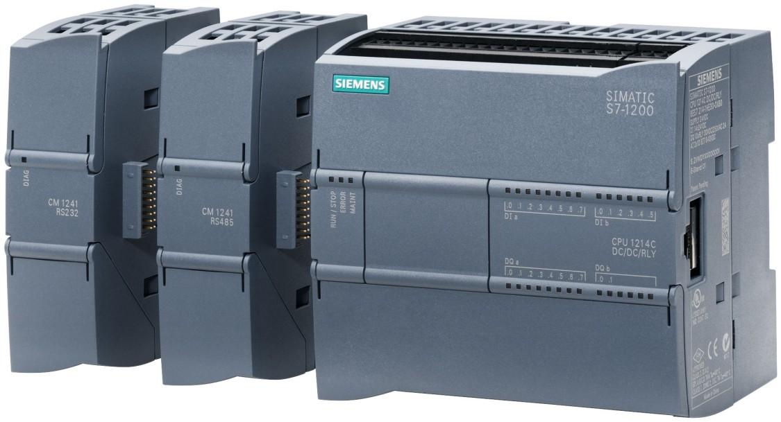 SIMATIC S7-1200 Kommunikationsbaugruppen