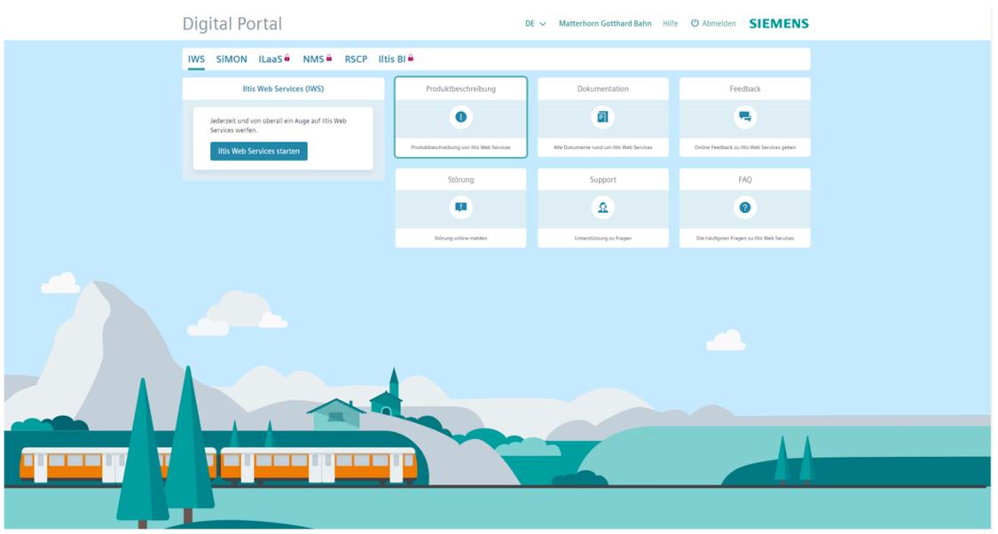 Mobility Portal Ein Zugang für Alles – digitales Angebot mit einmaliger Anmeldung