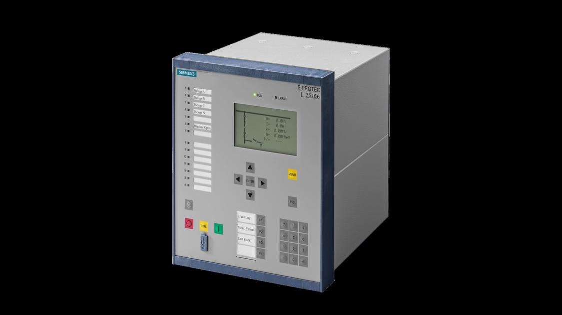 Multifunktionsschutz – SIPROTEC 7SJ66