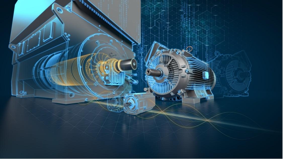 Siemens Antriebe: SIMOTICS Elektromotoren für die Industrie