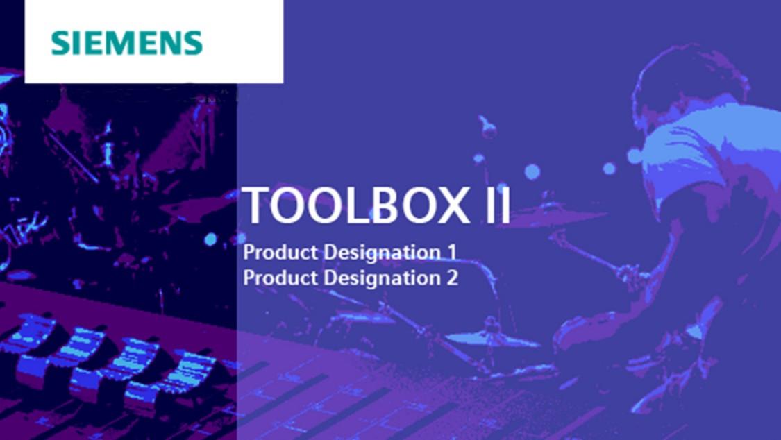 Engineering-Software für SICAM RTUs – SICAM TOOLBOX II