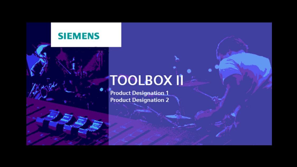 SICAM RTU'lar için mühendislik yazılımı - SICAM TOOLBOX II