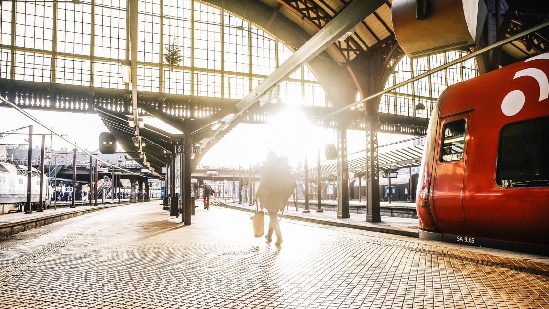 S-Bane, Copenhagen, Denmark, with Trainguard MT for CBCT