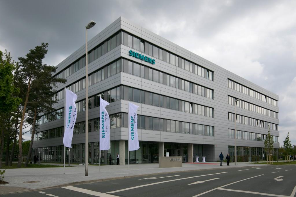 Das neue Ausbildungszentrum in Erlangen