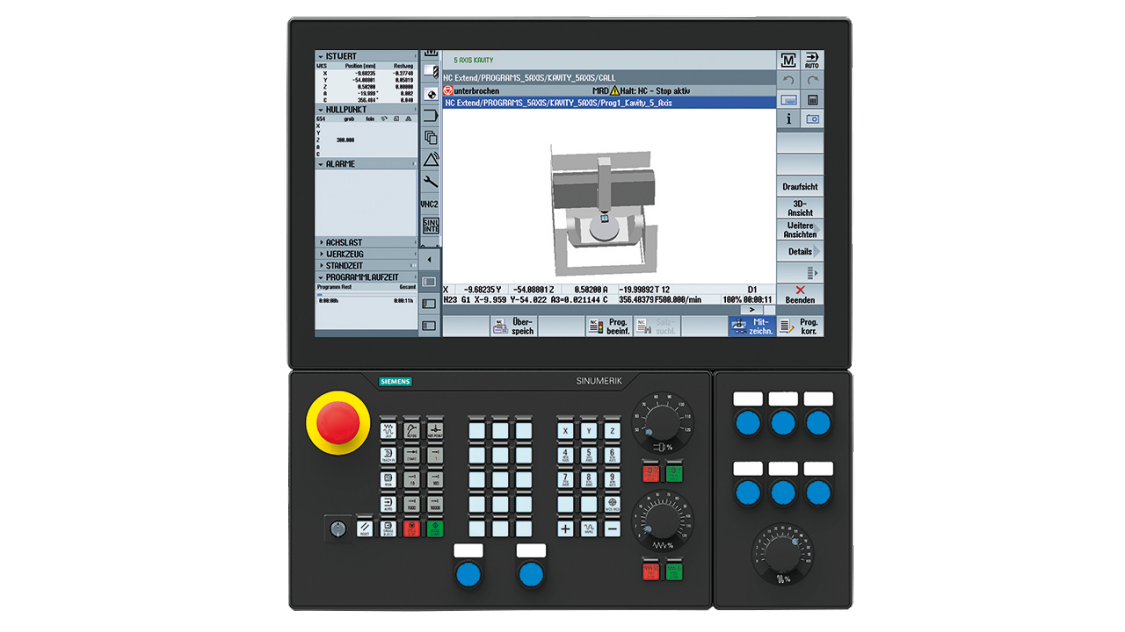 cnc controllers - sinumerik 840