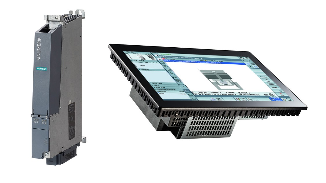 SINUMERIK ONE Hardware NCU und PPU