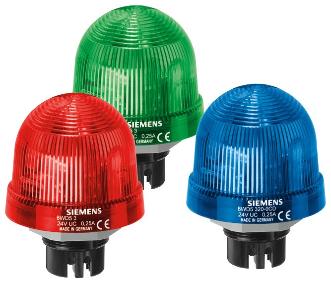 8WD5 integrated signal lamps