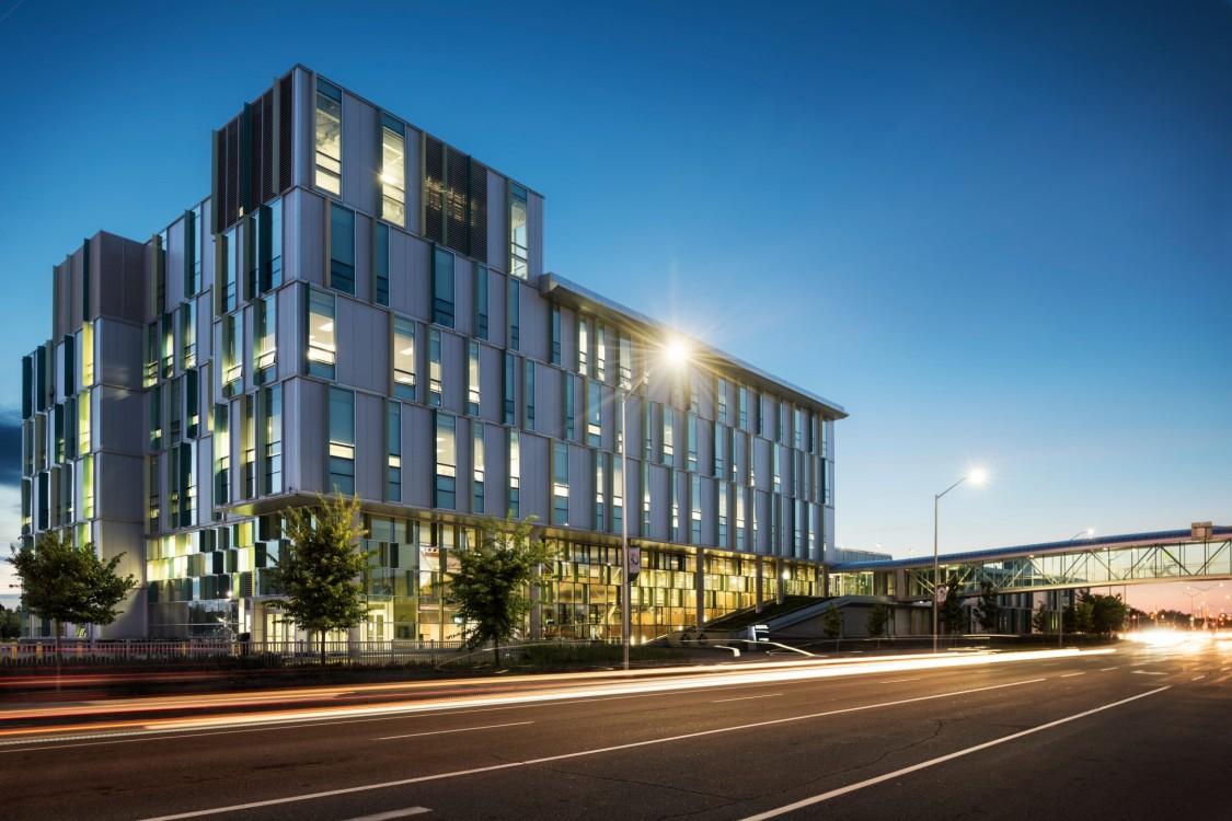 Mit Siemens als Partner profitiert das Algonquin College in Ottawa schon heute von smarter Energietechnik.