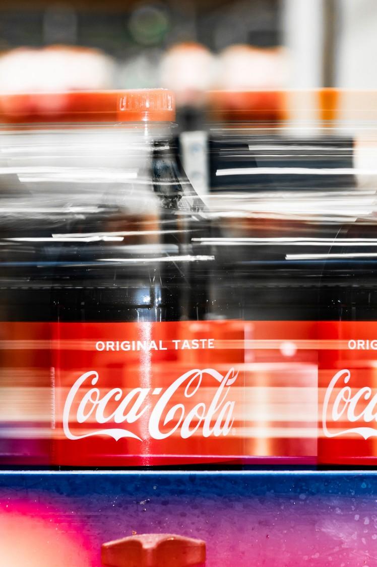 Siemens accelerates decarbonization at Coca-Cola production facility