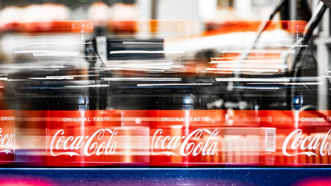 Coca-Cola steigert Energieeffizienz