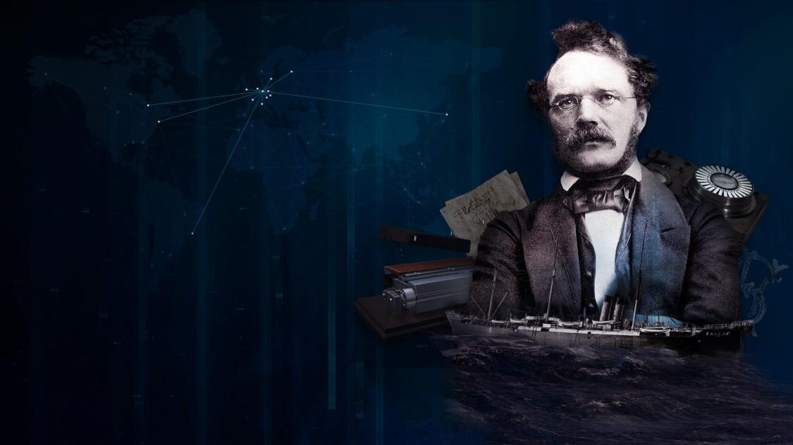 Werner von Siemens – A dynamic, visionary entrepreneur