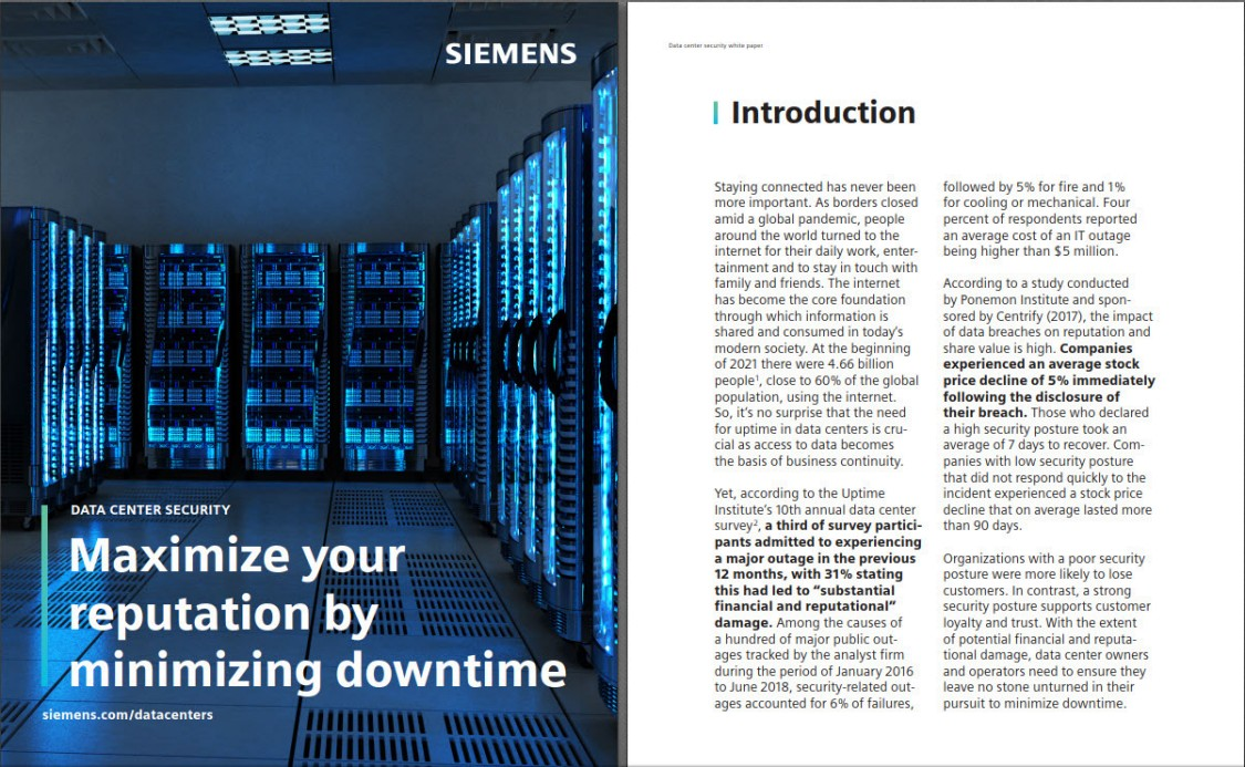 Whitepaper: Maximize your reputation by minimizing downtime