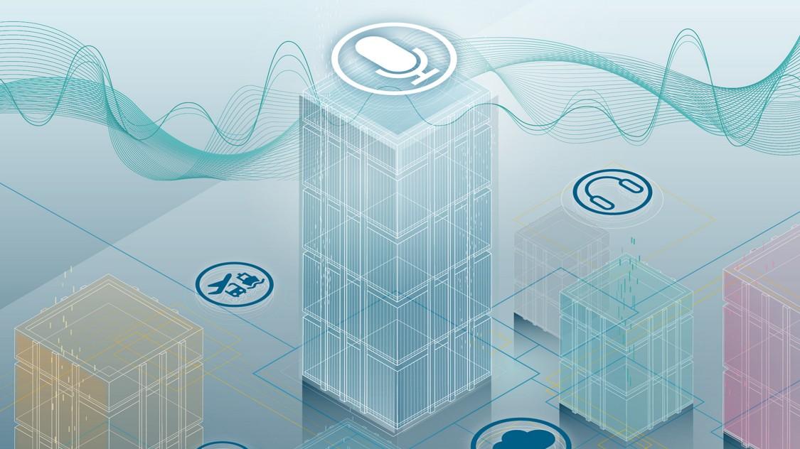 Gebouwen van morgen - de podcast over intelligente gebouwen