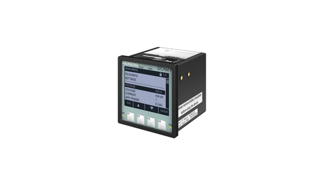 Power quality recorder- SICAM P855