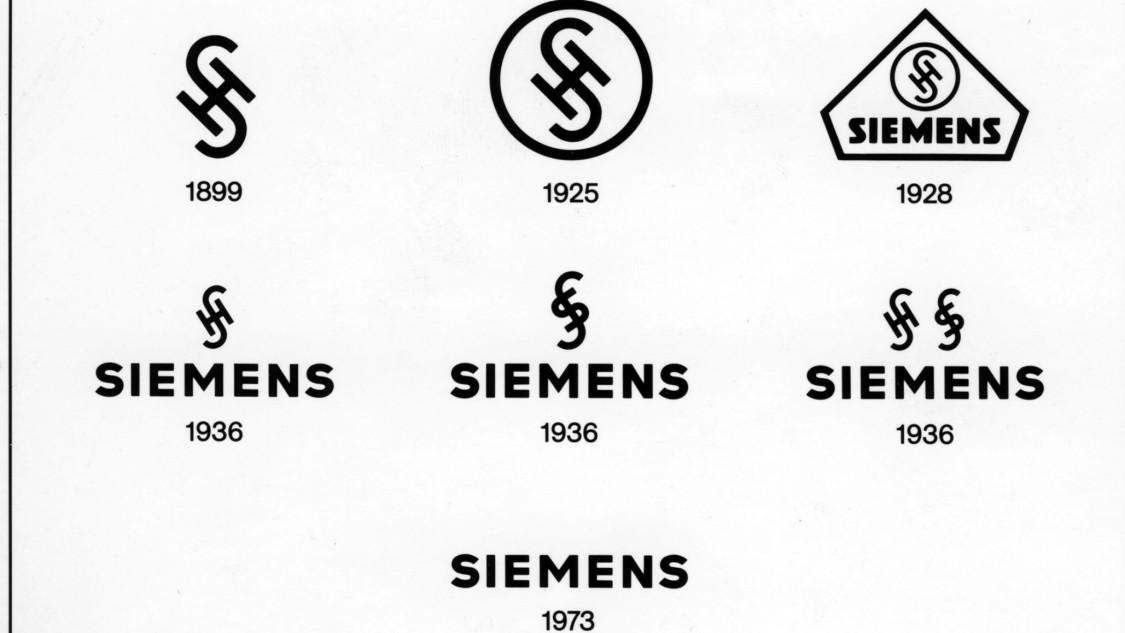Die Entwicklung der Marke Siemens