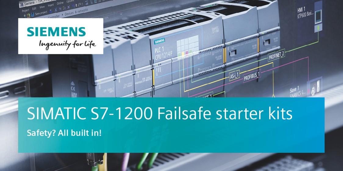 promo starter kit simatic S7-1200