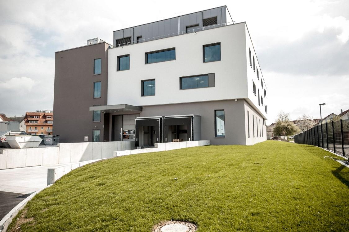 Siemens Gebäudetechnik | Develco Pharma in Schopfheim