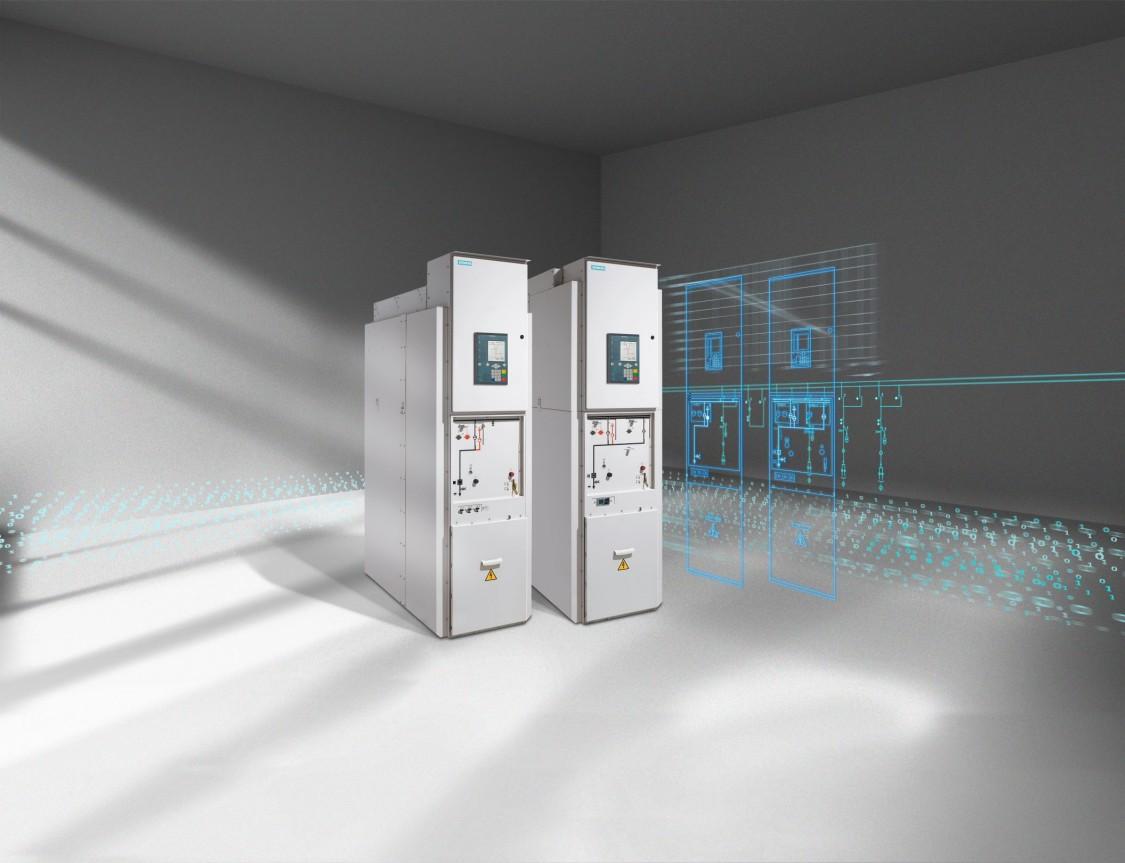 Розподільний пристрій з елегазовою ізоляцією NXPLUS SBB / NXPLUS DBB