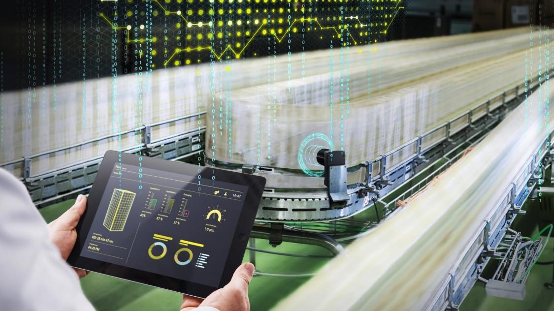 Industrielle Identifikation und Lokalisierung