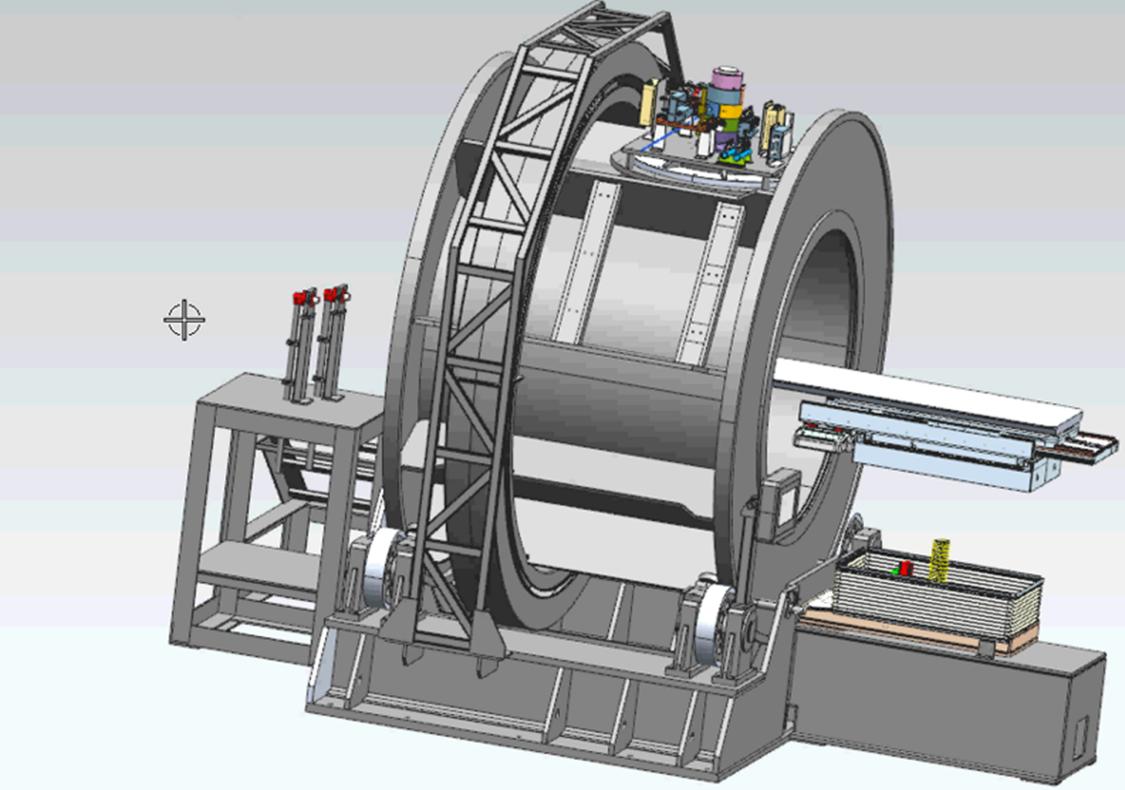 西门子虚拟调试技术助力华明普泰研发先进的医用电子直线加速器。