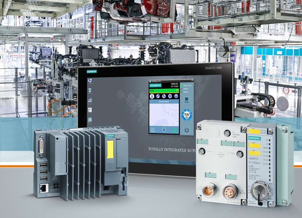 Extended portfolio of safety controllers