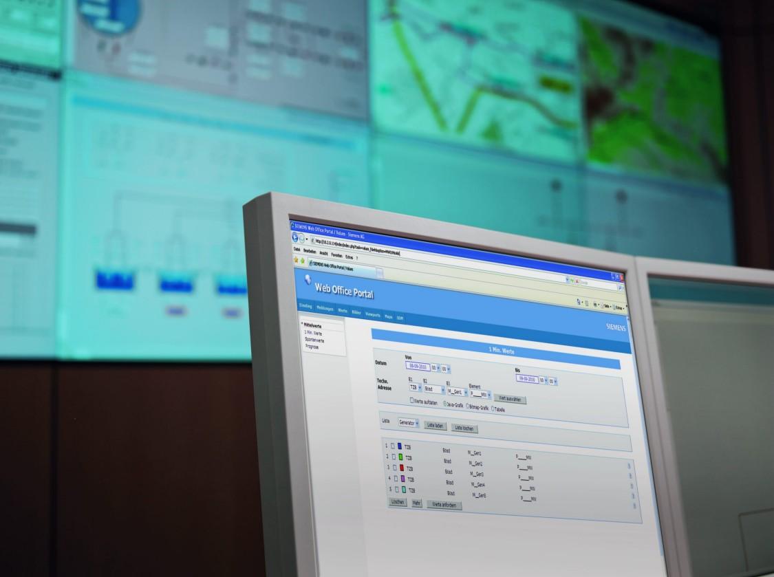 Sichere Netzleitsystembetrieb