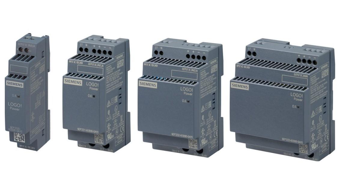 LOGO!Power電源の製品群の画像