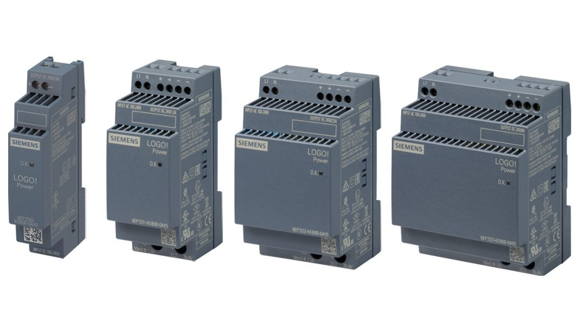 DC 24 V//1,3 Siemens logo 6EP1331-1SH02 power supply input:100-240 V AC output