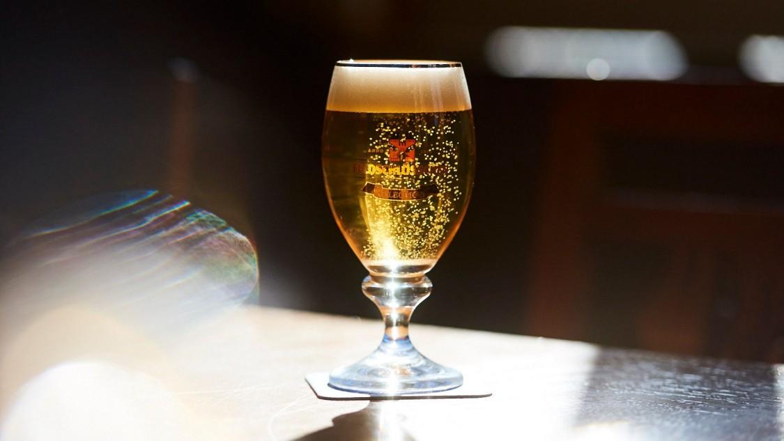 Feldschlösschen brewery