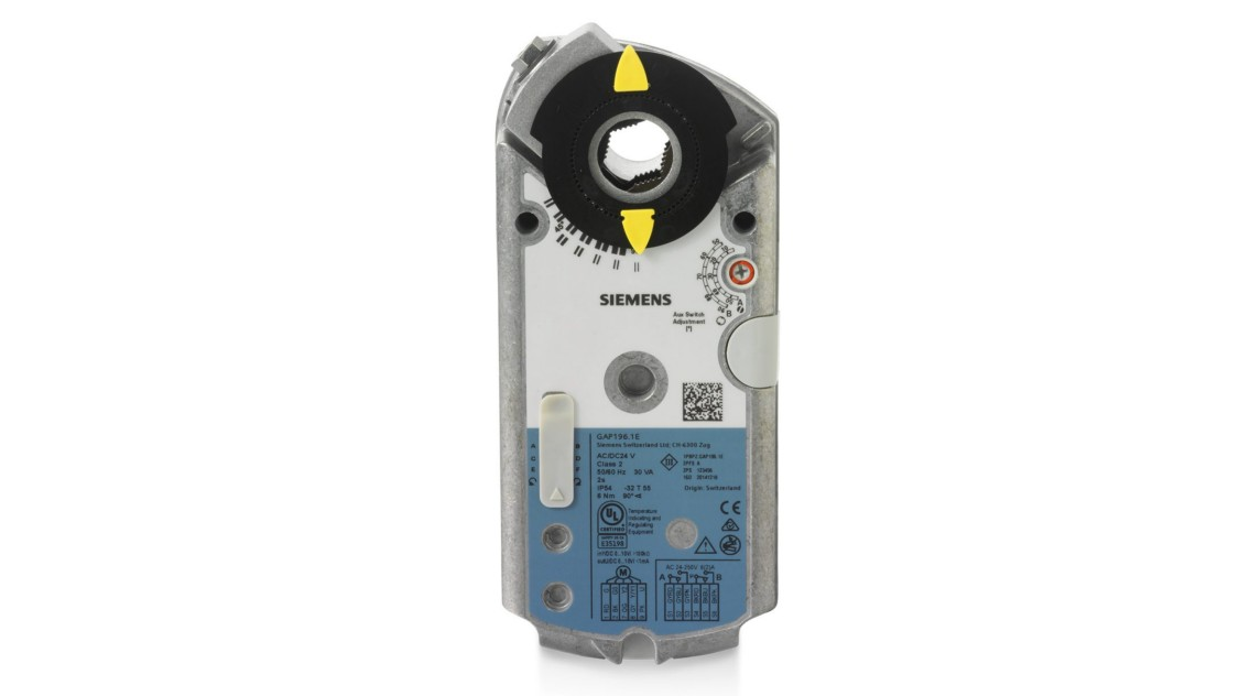Schnellläufer ohne elektronische Notstellfunktion