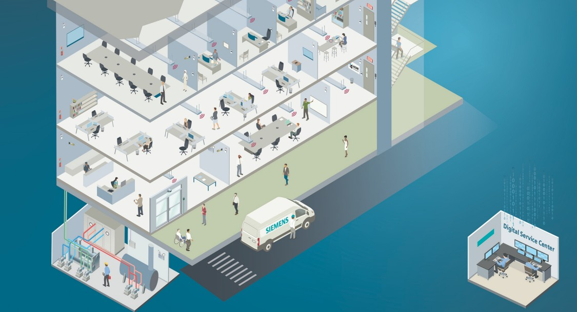 Come Back with Confidence: Siemens' commitment to safe, healthy indoor work environments