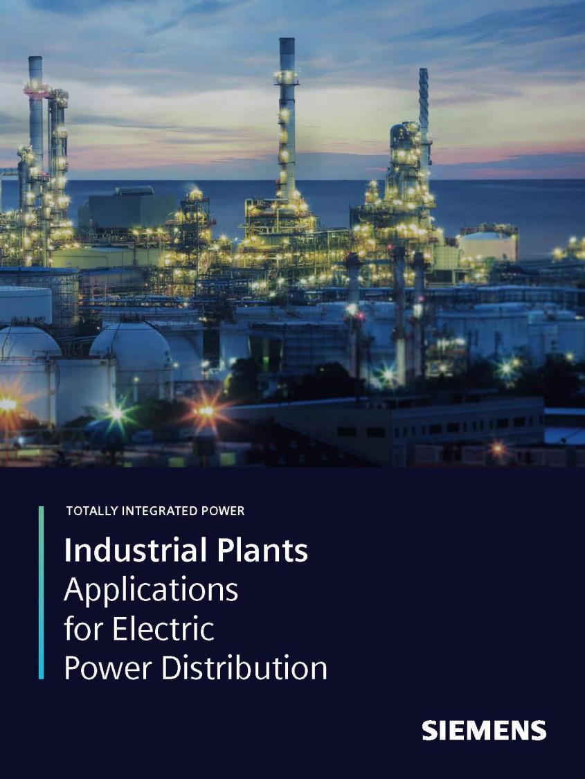 Application manual industrial plants